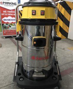 Máy hút bụi, nước công nghiệp Sancos 3239W 55 lít 2 motor